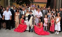 Bruiloft Péter en Adriën