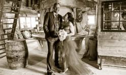 Bruiloft Seraja en Marco