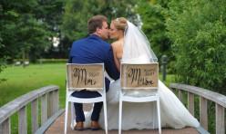 Bruiloft Annelies en Craig