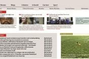 Webpagina layout